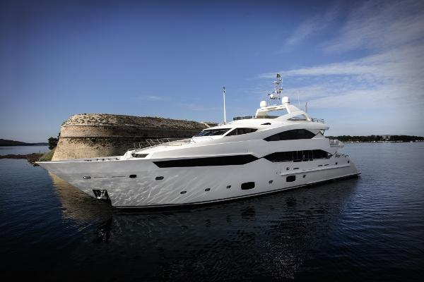 Sunseeker 40M Yacht Side Profile