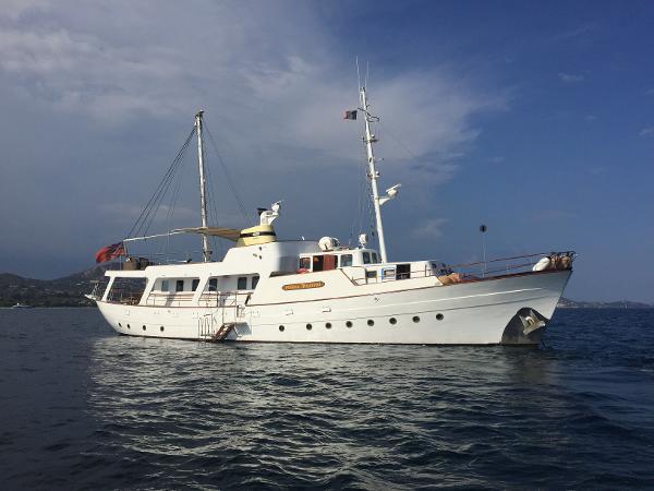 Chantier Navals de Normandie Classic Golden Princess