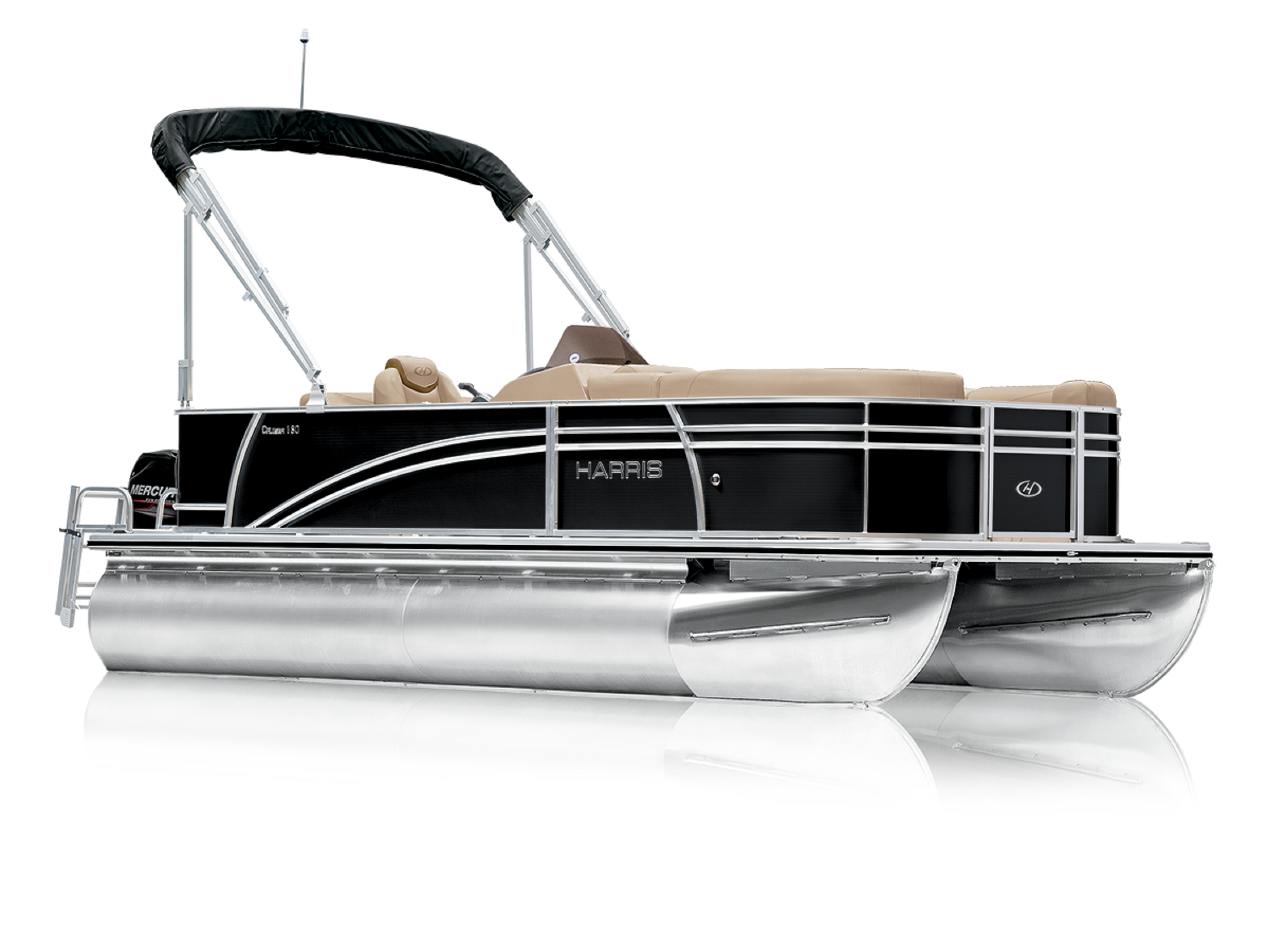 Harris Cruiser 240 CS 2PC Port Group