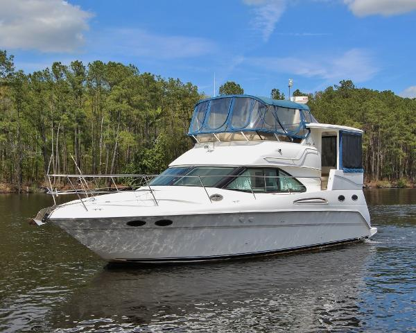 Sea Ray 370 Aft Cabin KEEPING TIME