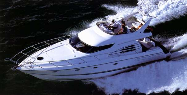 Sunseeker Manhattan 48 Manufacturer Provided Image