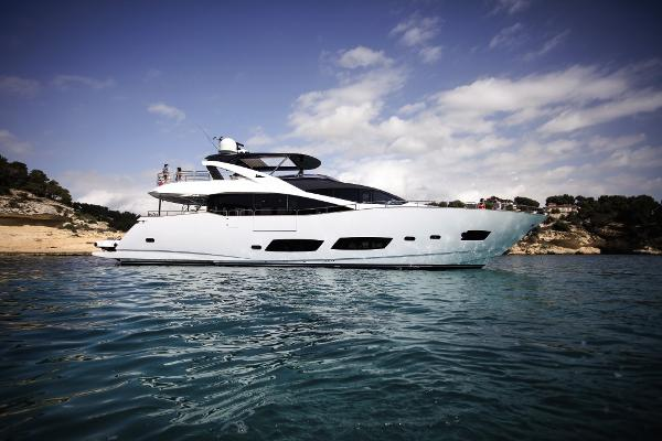Sunseeker 28 Metre Yacht Manufacturer Provided Image: Sunseeker 28 M Yacht