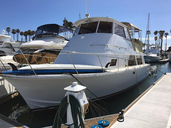 Canoe Cove 41 PilotHouse