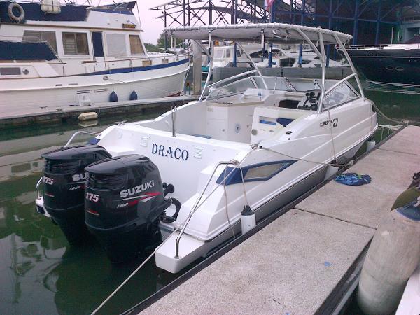 Gulf Craft ORYX 27