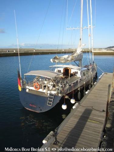 Custom Cantiere Navale Mario Morini P 125 Mario Morini P125 (1999) in Spanien