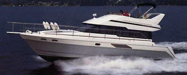 Bayliner 4388 Motoryacht Manufacturer Provided Image