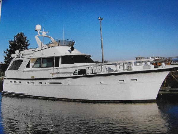 Hatteras 53 Motoryacht BLUE MOON