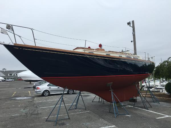 Bristol 40 Complete Boat