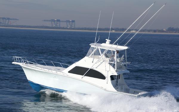 Jersey Cape 44' Jersey Cape Custom