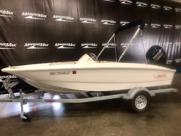 Boston Whaler 150 SS