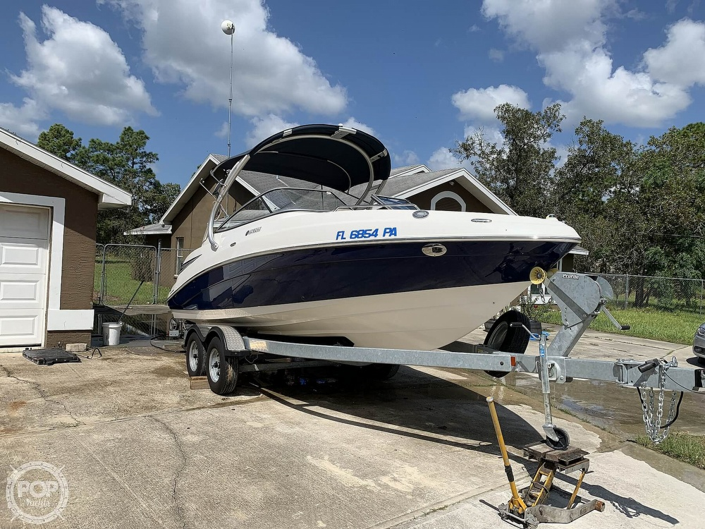 Yamaha Boats 232 Limited S 2009 Yamaha 232 Limited S for sale in Brooksville, FL
