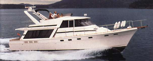 Bayliner 4588 Motoryacht Manufacturer Provided Image