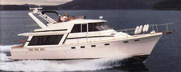 Bayliner 4588 Motoryacht Manufacturer Provided Image