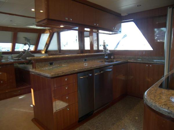 Galley View Forward