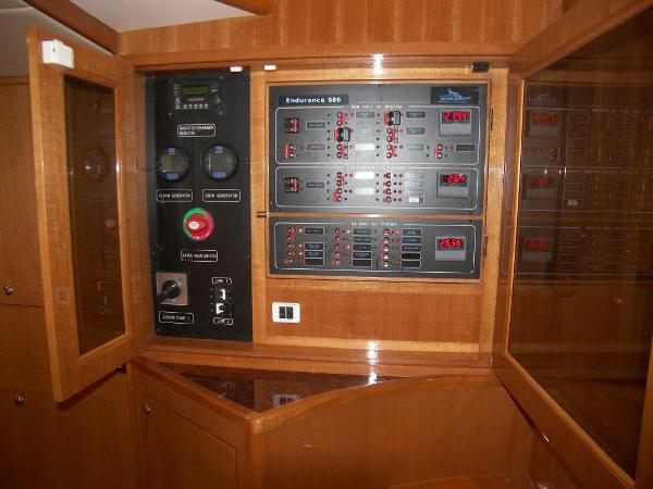 Main Systems Panel