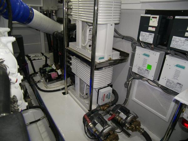 Chilled Water A/C System