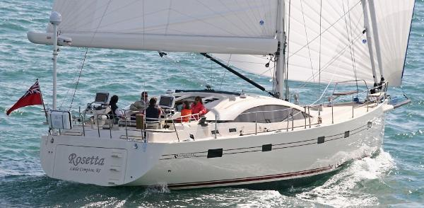 Southerly 57 RS Spinnaker