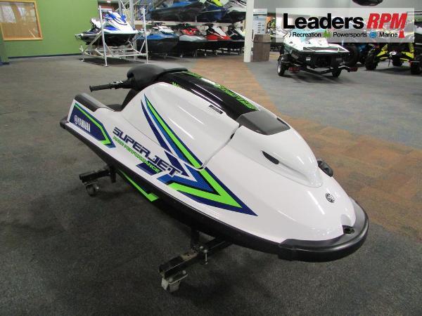 Yamaha WaveRunner Super Jet