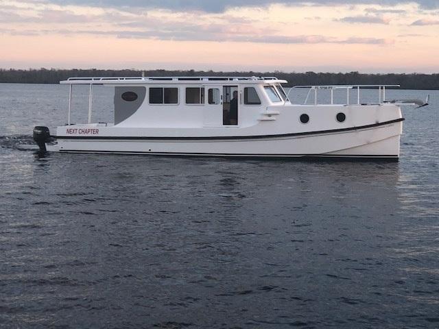 """Great Harbour """"TT35"""""""