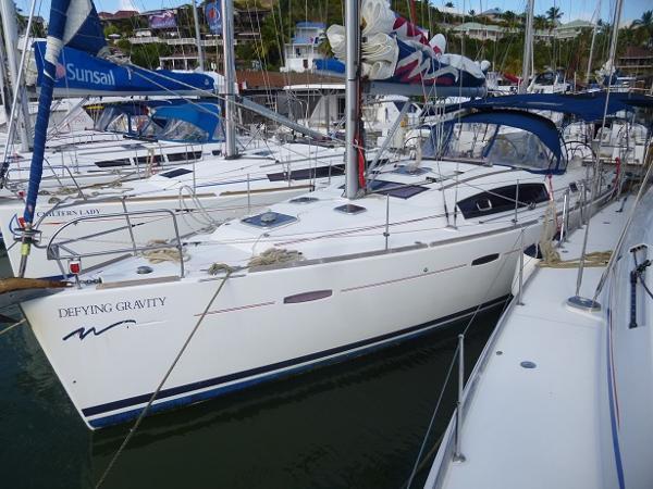 Beneteau Oceanis 40 Profile