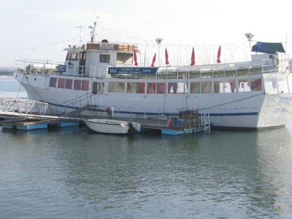 Restaurant ship Formal Portuguese fishing vessel Photo 1