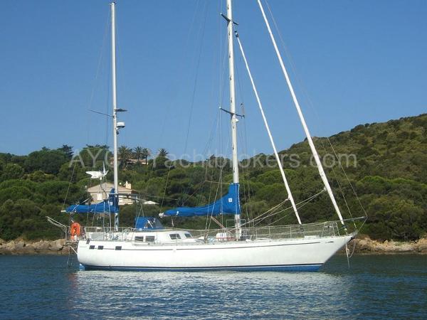 Custom damien 40 AYC Yachtbrokers - Damien 40