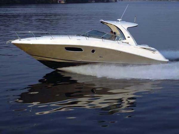 Sea Ray 370 Sundancer Profile