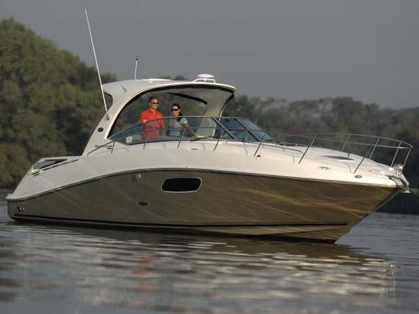 Sea Ray 350 Sundancer Port Profile