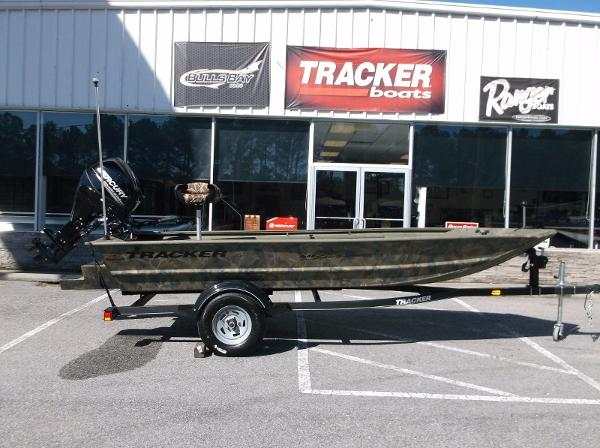 Tracker Grizzly 1548 MVX Sportsman