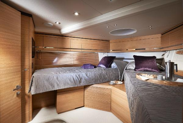 Manufacturer Provided Image: Sunseeker San Remo Twin Cabin