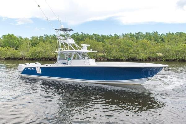 seahunter 45CC