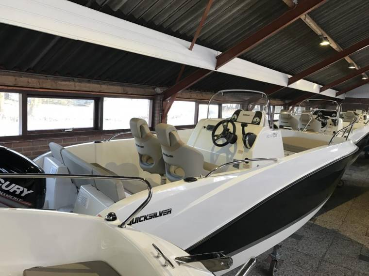 Quicksilver Quicksilver Activ 555 Open 2016