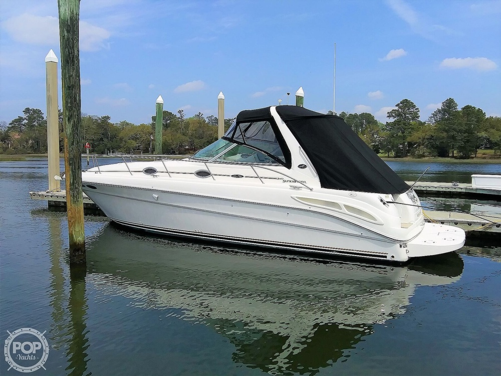 Sea Ray 340 Sundancer 2002 Sea Ray 340 Sundancer for sale in Wilmington, NC