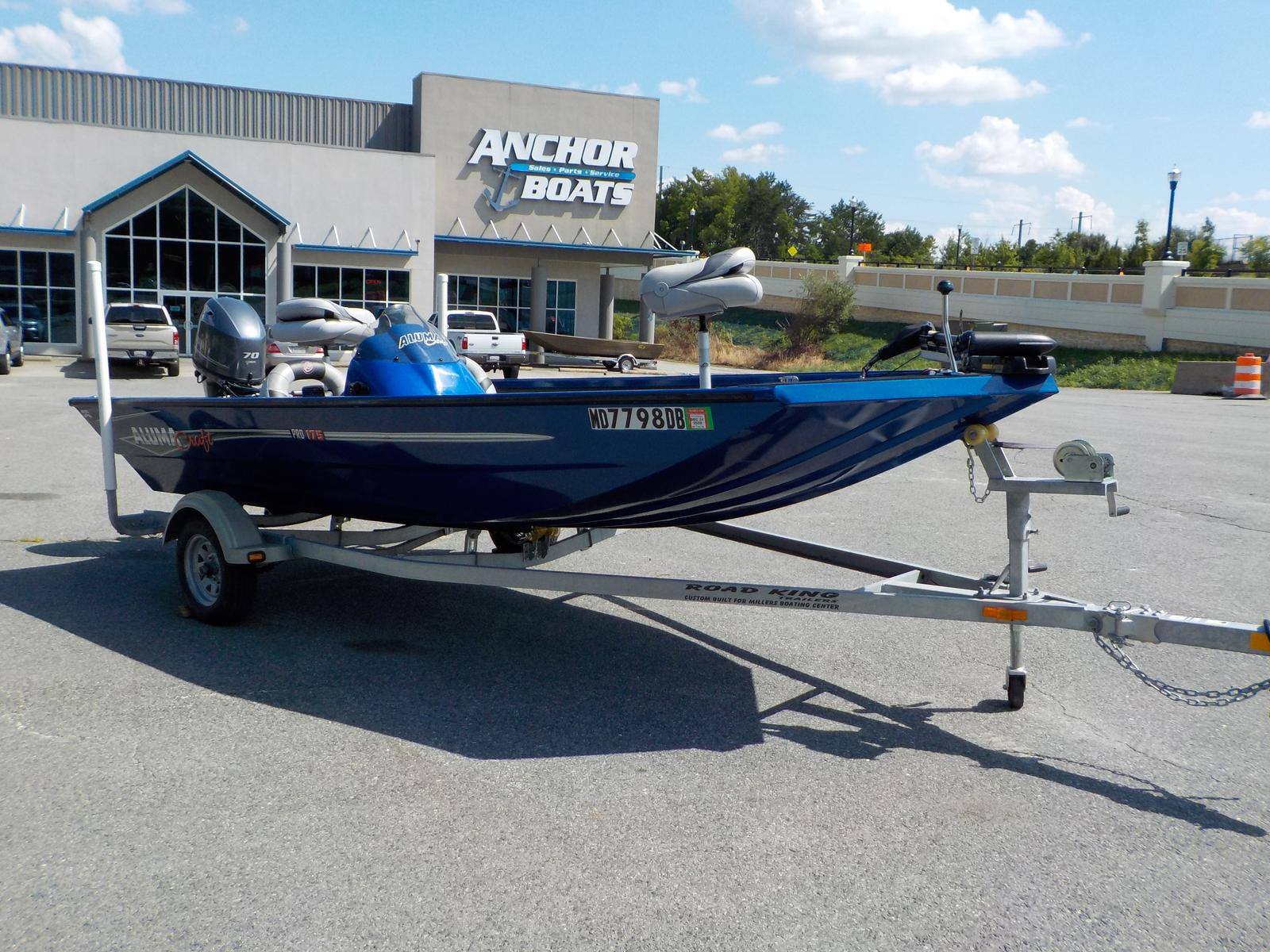Alumacraft Pro 175