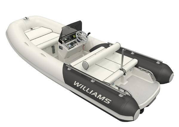 Williams Jet Tenders Sportjet 460