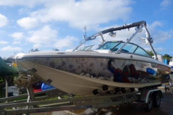 Mastercraft X25 Saltwater Edition