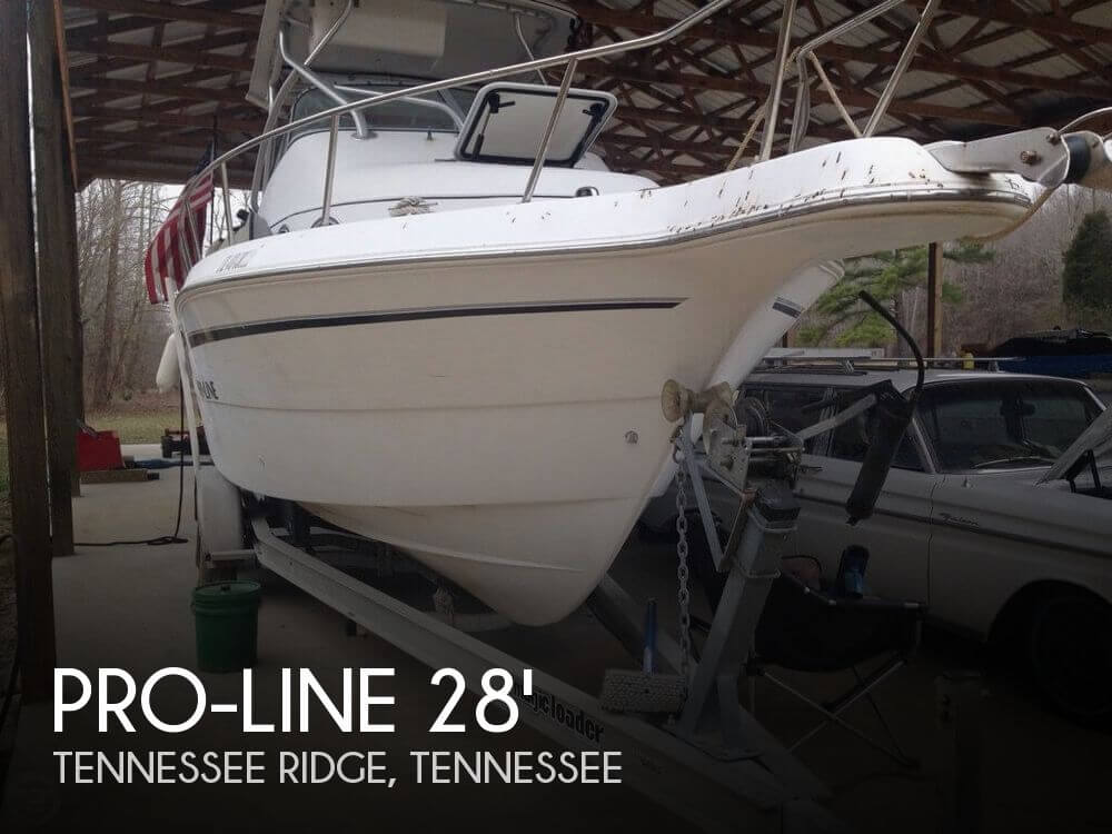 Pro Line 251 Wa 1999 Pro-Line 251 Walkaround for sale in Tennessee Ridge, TN