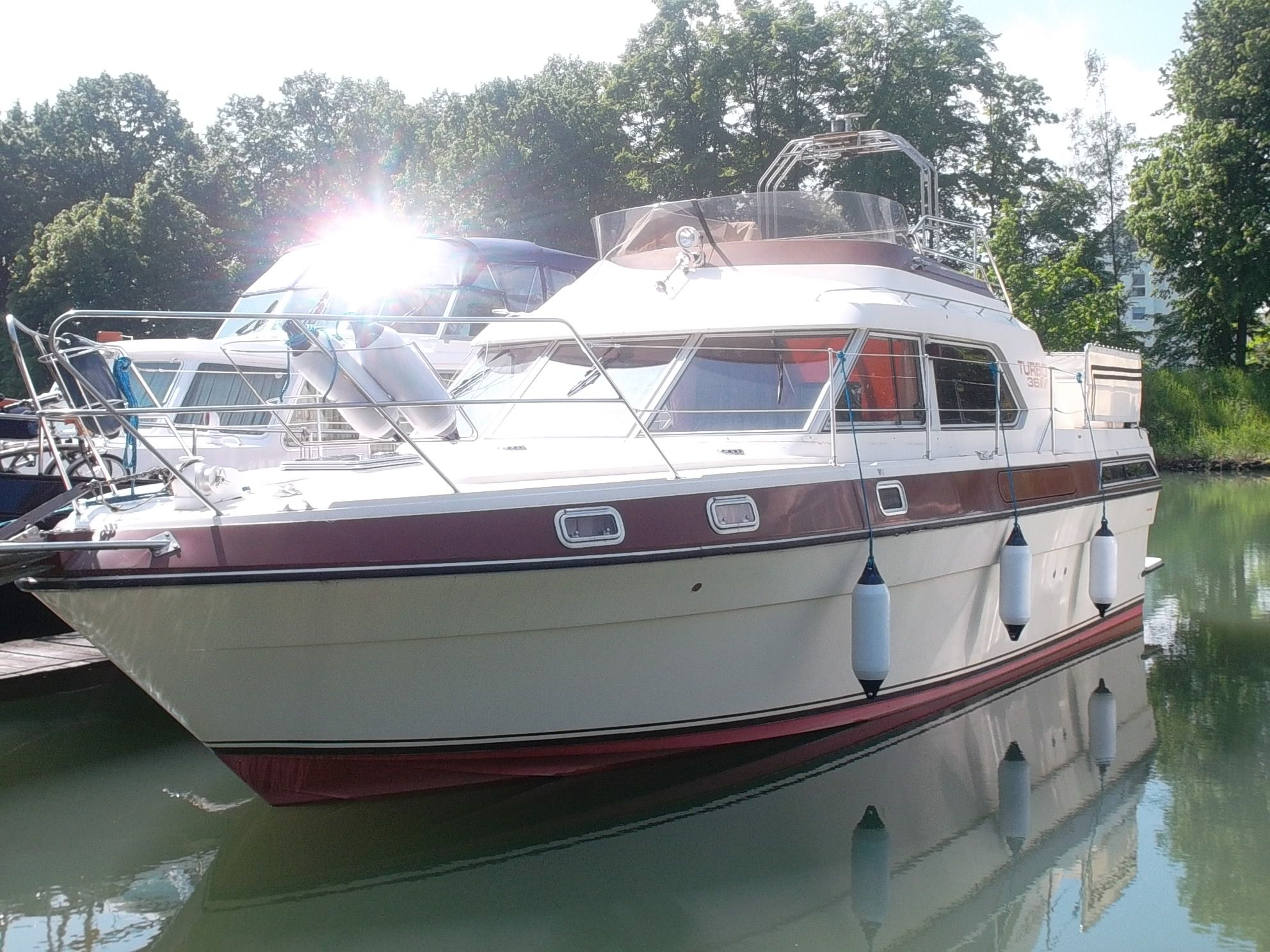 Fairline Fairline 36 Turbo Fly