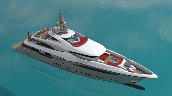 Bilgin 156 Yacht