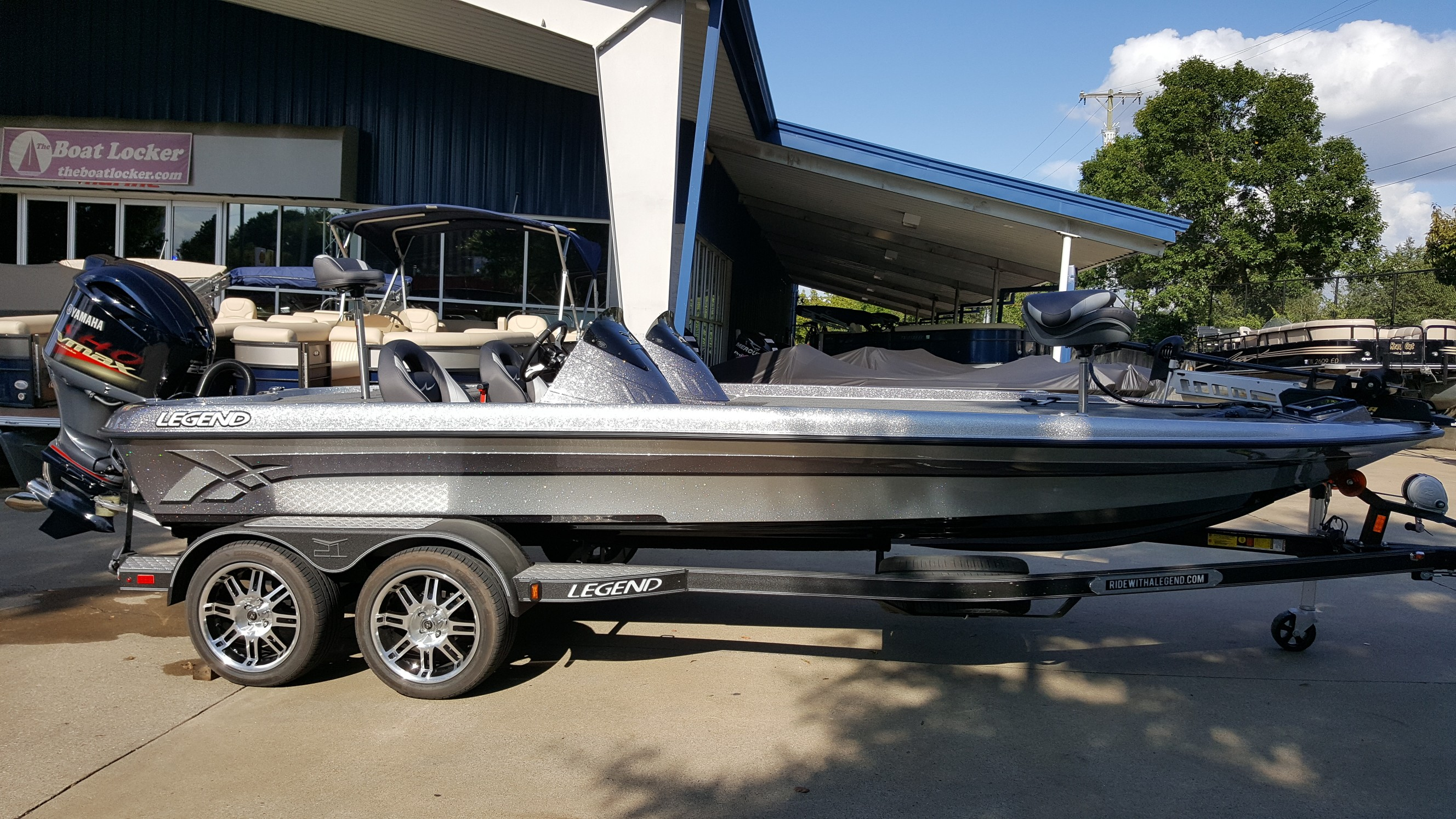 Legend Bass Boats V-21
