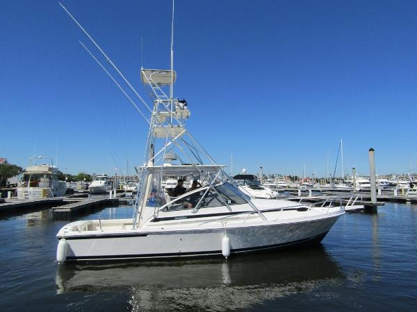 Blackfin 33 Combi Express Fisherman