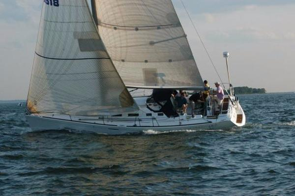 Beneteau First 40.7 Profile