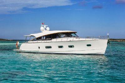 Belize 66 Sedan This 2019 Belize 66 Sedan for sale - SYS Yacht Sales