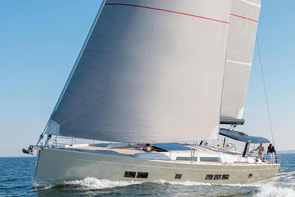 Hanse 675 Manufacturer Provided Image