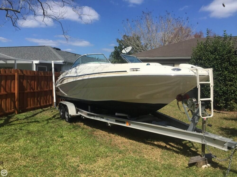 Sea Ray 210 Sundeck 2001 Sea Ray 210 Sundeck for sale in Brandon, FL