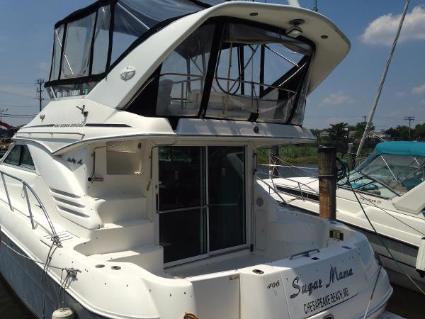 1997 Sea Ray 400 Fly Shady Side Maryland Boats Com