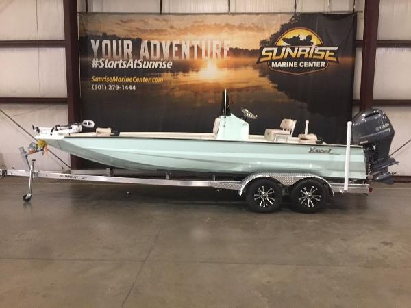 Excel Boats 220 Bay Pro