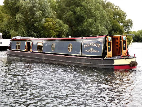 Narrowboat Kingsground Narrowboats 57'06""