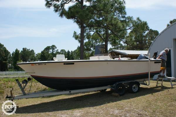 SeaCraft 23 Open Fisherman 1980 SeaCraft 23 Open Fisherman for sale in Grant, FL