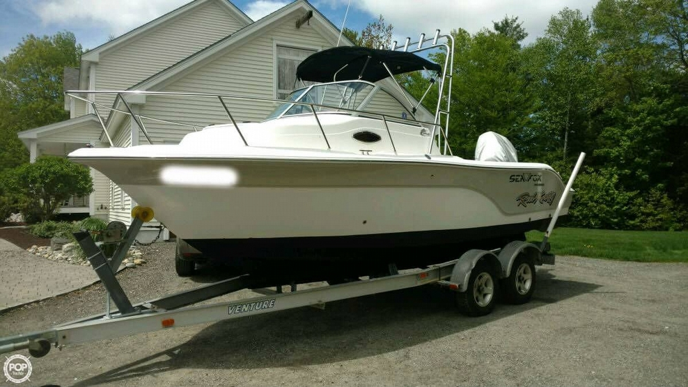 Sea Fox 216 Walkaround 2007 Sea Fox 216 Walkaround for sale in Brunswick, ME